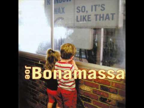 Joe Bonamassa - My Mistake