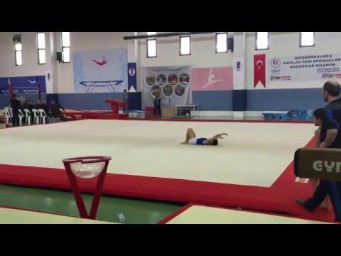 2016 Okullar arası Türkiye Cimnastik Şampiyonası