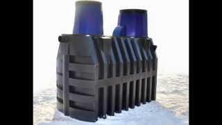 Септик «ТЕРМИТ-3Ф» 3,2 м3 (Локальная очистная установка)(По вопросам приобретения и монтажа септиков