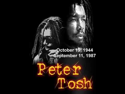 Peter Tosh - Here Comes The Sun