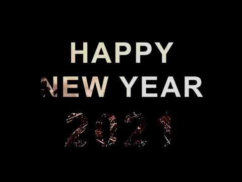 Happy New year Footage