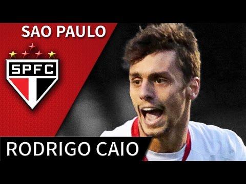 Rodrigo Caio • Sao Paulo FC • Best Defensive Skills & Goal • HD 720p