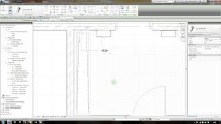 Rozwiązanie węzła sanitarnego z wykorzystaniem obiektów 3D w Revit MEP Franke Washroom System