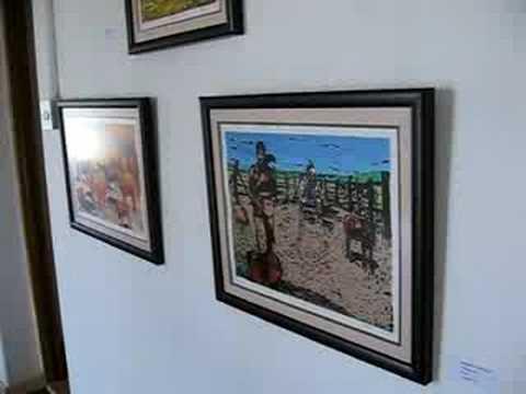 Botswana Art at Thapong