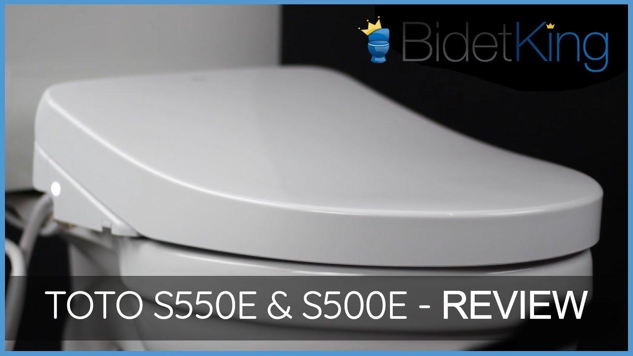 Toto S550e Sw3056 Amp S500e Sw3046 Washlets Review
