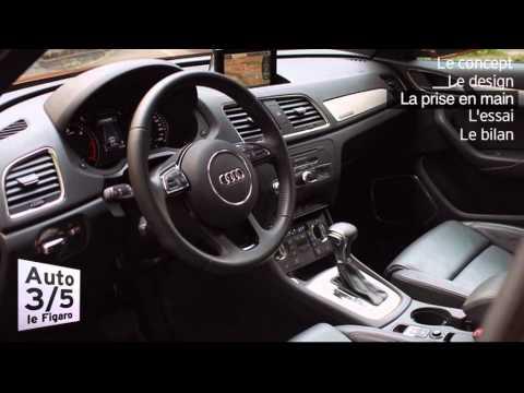 Audi Q3, un crossover bon chic bon genre - Le Figaro