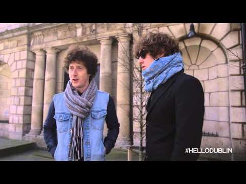 Darling take Jameson around Dublin