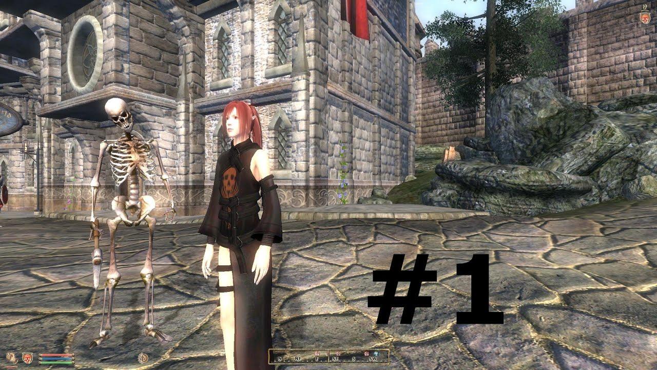 Play Elder Scrolls Oblivion Free