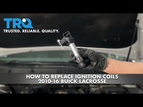 How To Replace Ignition Coils 2010-16 Buick Lacrosse