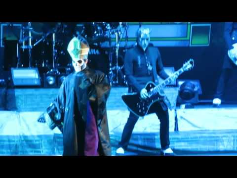 Ghost @ Barclays center