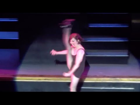 Donna Marie Asbury - I Simply Can't Do It Alone - Chicago (Broadway)