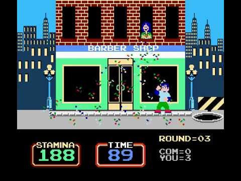 NES Longplay [317] Urban Champion