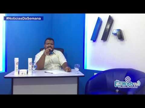 Programa Notícias da Semana: Entrevista com Vereador  Jr. Gago