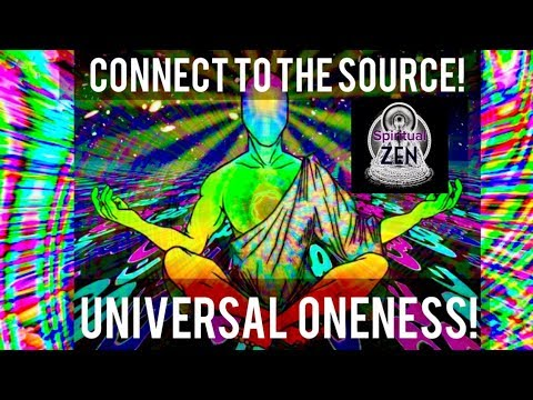 UNIVERSAL ONENESS! CONNECT WITH THE SOURCE! UNBELIEVABLE EXPERIENCE!