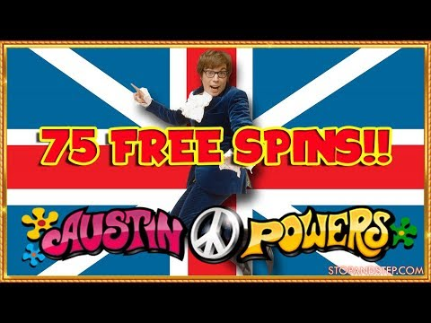 ** JACKPOT or NOTHING!! **Austin Powers Slot - 동영상
