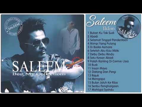 tHe bEsT Of sAlEeM IkLiM 🍀Hits Lagu Malaysia Pilihan Terbaik★Slow Rock Malaysia Populer 720p Hd