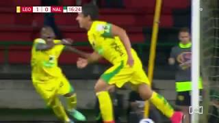 Leones 1-0 Nacional - Gol Daniel Mantilla - Fecha 19 Liga Águila 2018-II