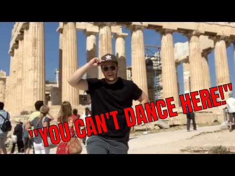 Banned from Dancing in Greece