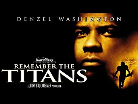 remember the titans thesis Remember the titans is a movie about a white football team that starts allowing black people to join the team coach yoast is the white football leader, who shows his leadership by gaining respect and always letting the team speak their mind.