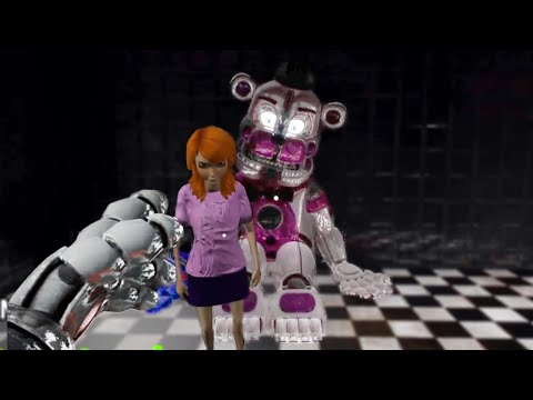 PLAYING as BABY STUFFING The CHILDREN into FUNTIME FREDDY! | FNAF The Killer in Purple