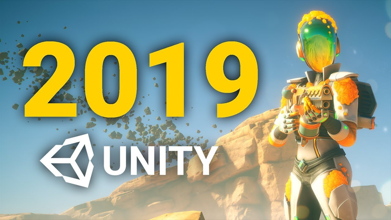 UNITY 2019: VISUAL SCRIPTING, NEW UI & MORE! | Unity Roadmap & Feature News