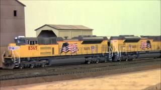 Athearn Genesis Union Pacific SD70ACe with Tsunami DCC Sound