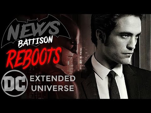 Robert Pattinson Batman Trilogy could REBOOT DCEU?