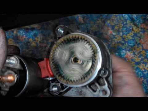 Ford Focus 2 - ремонт стартера