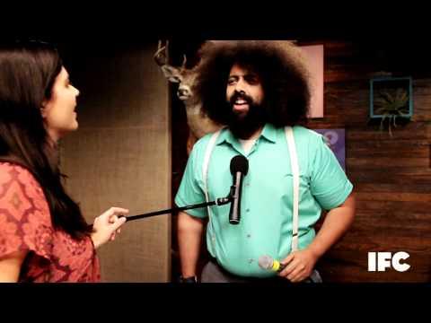 Reggie Makes Music | Casey Wilson | IFC