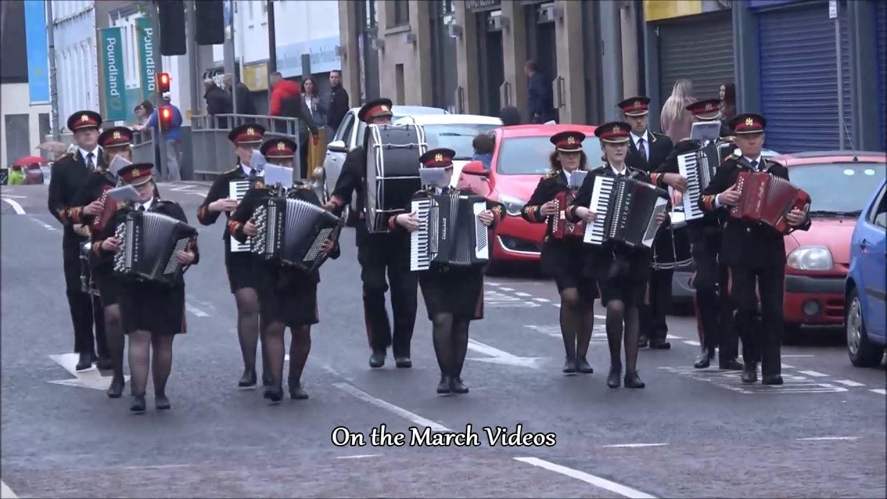 Vow Accordion @ Ballykeel LSOU Parade 2019