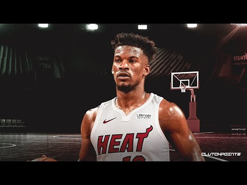 Jimmy Butler CAUGHT Flying INSTAGRAM MODELS to Miami Heat Games