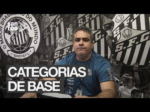 #SANTOS APRESENTA NOVA ESTRUTURA DAS CATEGORIAS DE BASE