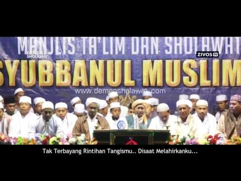 AKU RINDU IBU VOCAL HAFIDZUL AHKAM  (video+lyric)