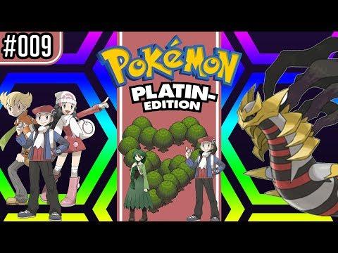 Let's Relive Pokémon Platin #009 - Date im Ewigwald
