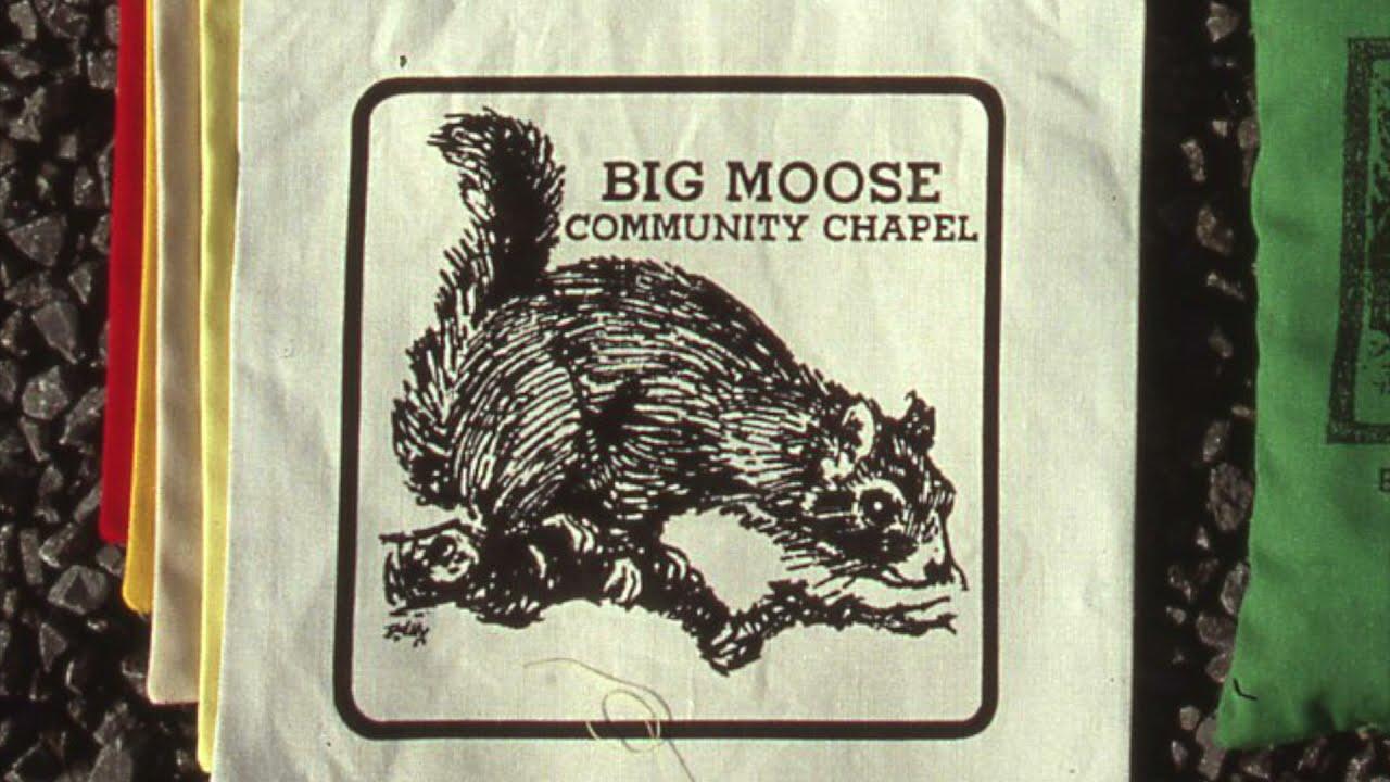 Balsam Bees at Big Moose Community Chapel
