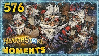 Lucky Classic!! | Hearthstone Daily Moments Ep. 576