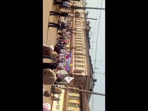 1 МАЯ 2017. город НОЛИНСК кировская область
