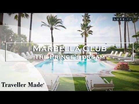 Marbella Club Hotel Golf Resort & Spa - The Prince's Dream - LUXE.TV