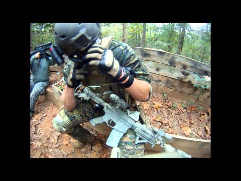 Fulda Gap 2013 Airsoft 10th Special Forces
