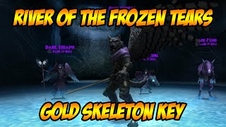 Wizard101: Omen Stribog (Gold Skeleton Key)