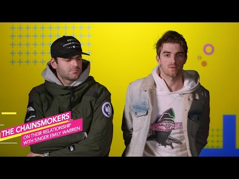 The Chainsmokers on Working With Emily Warren