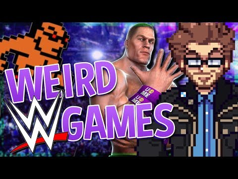 Weird WWE Games - Austin Eruption