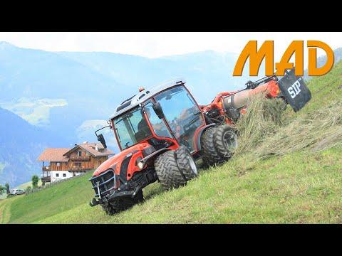 Antonio Carraro Tony 10900 TTR | Sip Air 300 F Alp | Dolomiti