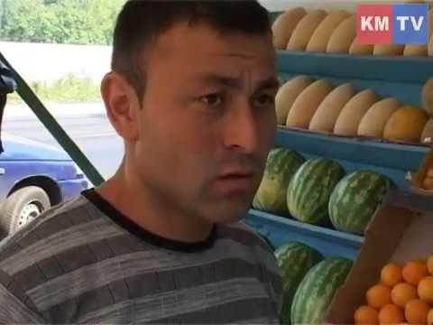 На дорогах Подмосковья прошел рейд по пресечению незаконной торговли