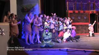 Lawrence High School Peter Pan Highlights : Part 3
