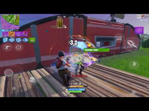 30 Kill Solo Squad - Fortnite Mobile (Gameplay)