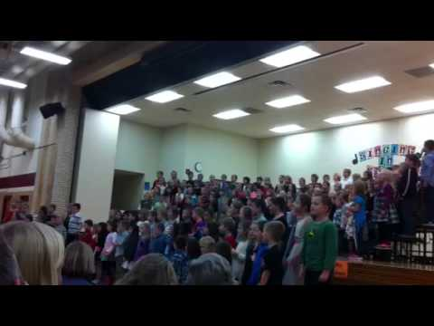 Mount Horeb primary center fall concert part 5