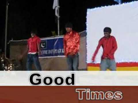 اردو گانے پر کالوں کا زبردست ڈانس