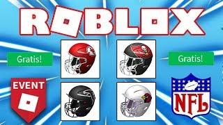 GET VOTRE HOUSE GRATUIT - Ligue nationale de football (NFL) ROBLOX EVENT