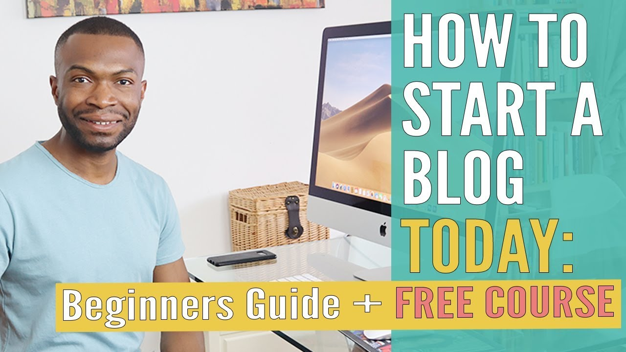 HOW TO START A BLOG: Step By Step For Beginners | 2021